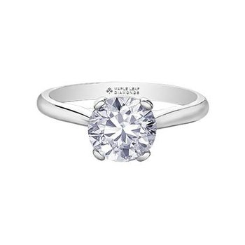 1.87CT Solitaire  Ring