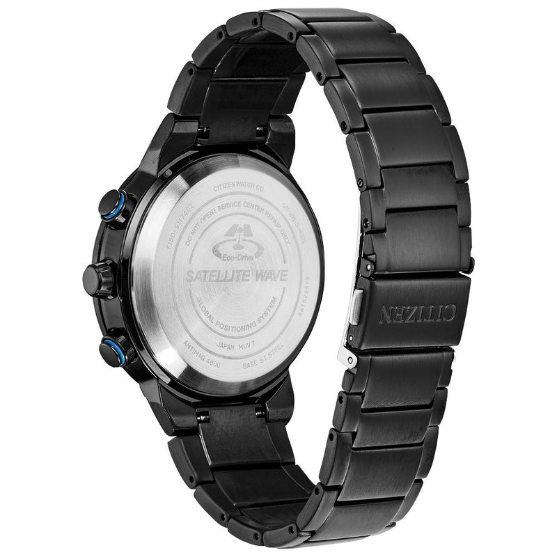 Citizen Men's Eco-Drive Watch- Satellite Wave GPS Freedom
