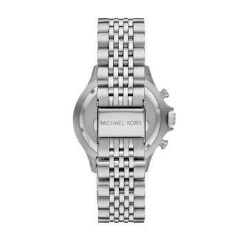 Bayville Chronograph Silver-Tone Watch