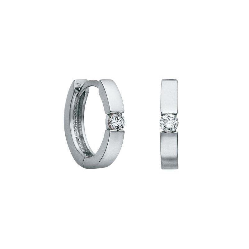 Diamond Days 0.50CTW Diamond Solitaire Earrings