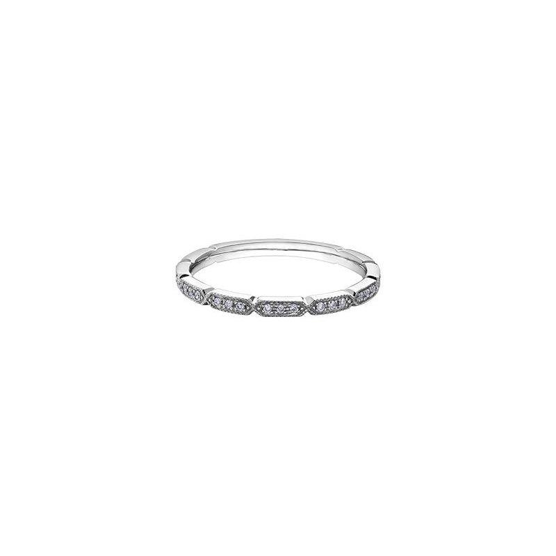 Diamond Days White Gold Diamond Ring