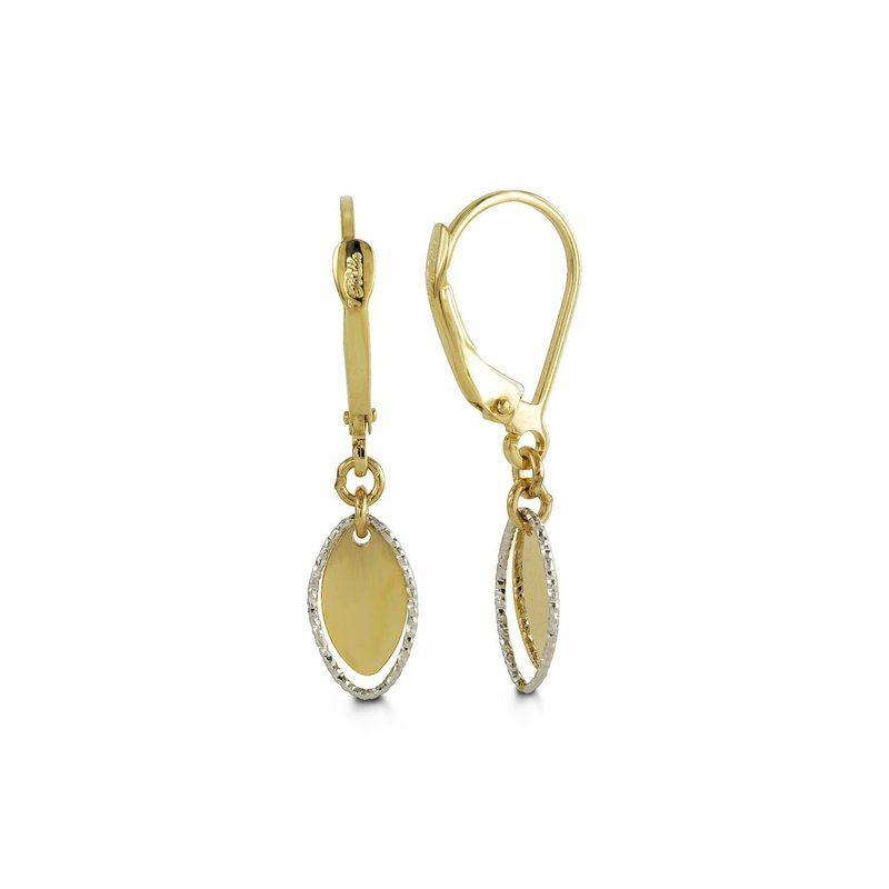 Richardson Signature Two- Two Dangle Earrings