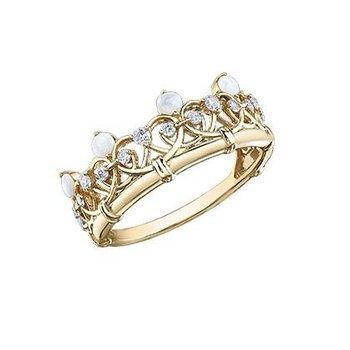 Opal Tiara Ring