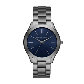 Slim Runway Gunmetal Watch