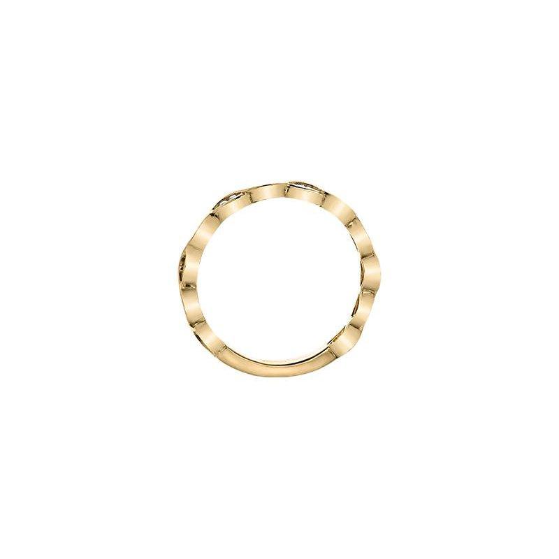 Diamond Days Yellow Gold Diamond Ring