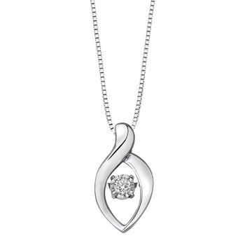 Pulse Diamond Pendant