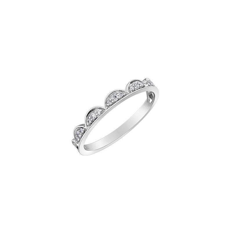 Diamond Days White Gold & Diamond Ring