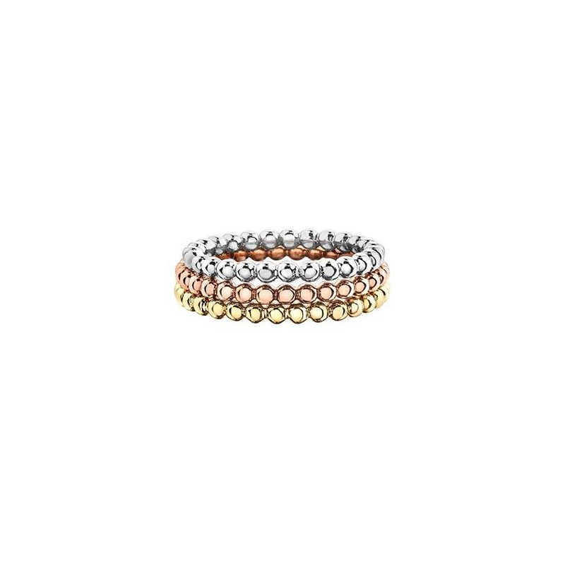 Diamond Days White Gold Stacking Ring