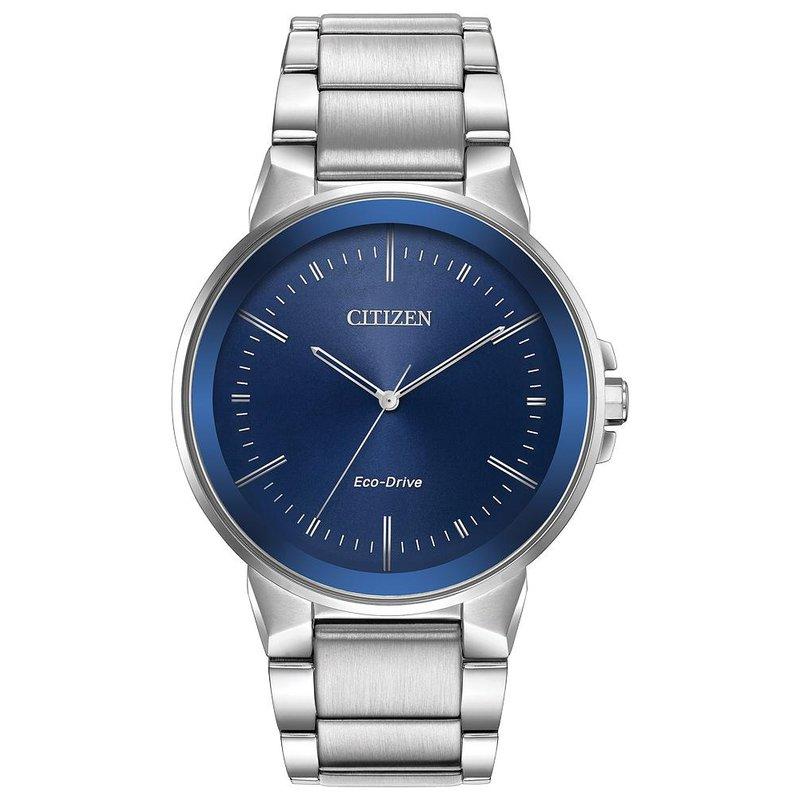 Citizen Men's Eco-Drive Watch- Axiom