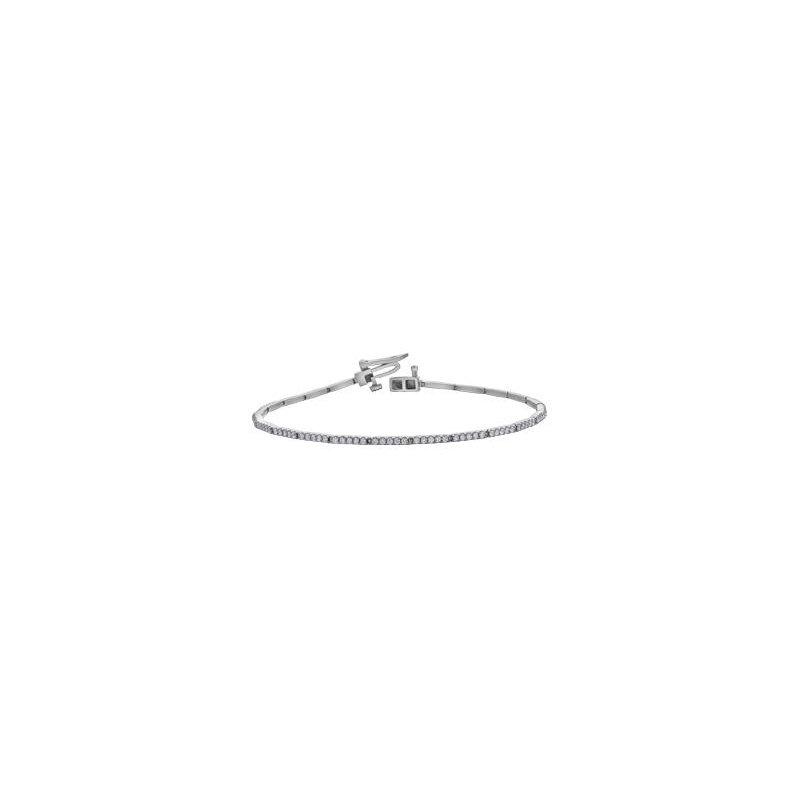 Diamond Days 1.00CTW Tennis Bracelet
