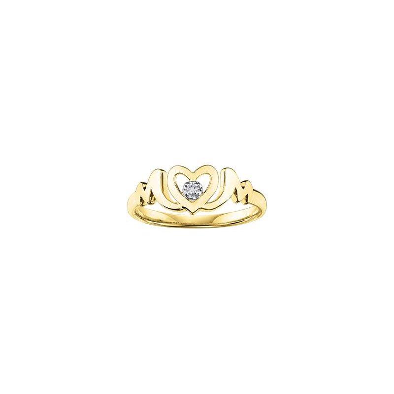 Diamond Days MOM Diamond Ring