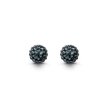 10K Firecracker Studs: Denim
