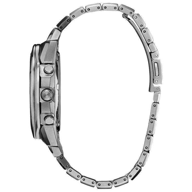 Citizen Men's Eco-Drive Watch- Super Titanium Armor