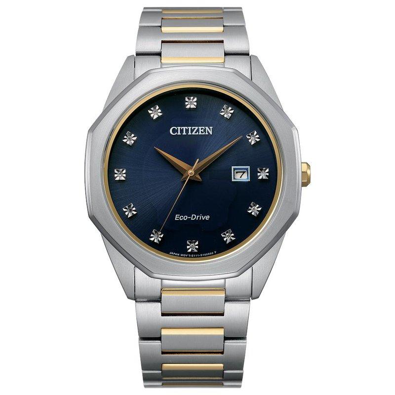 Citizen Men's Eco-Drive Watch- Corso