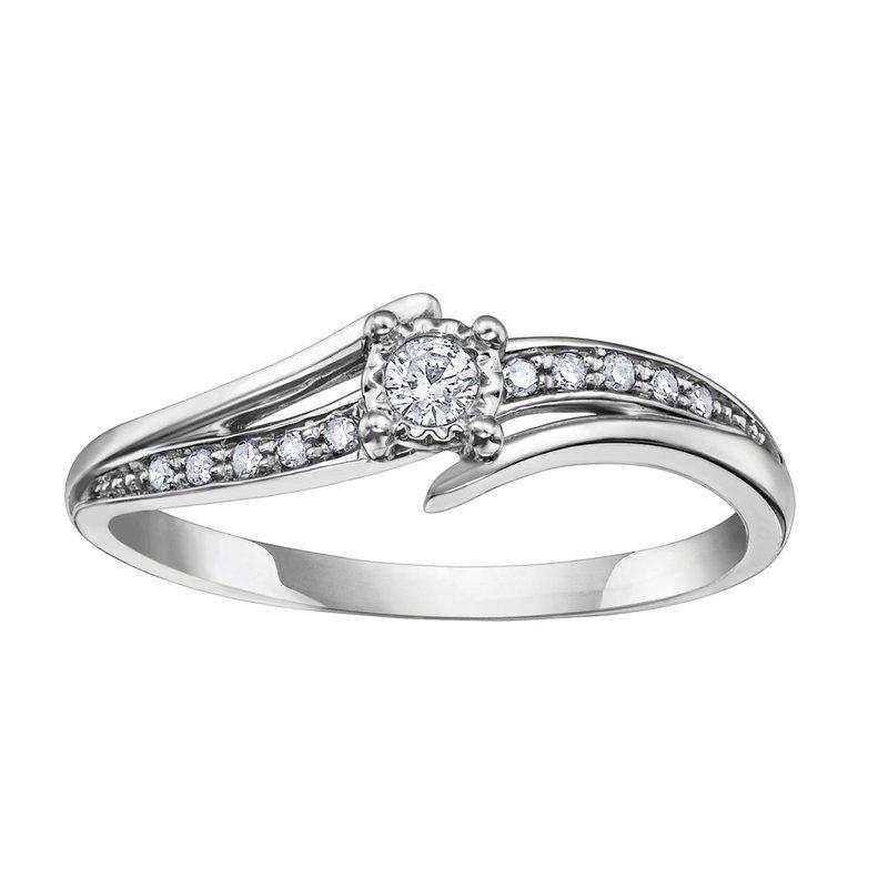 Diamond Days Classic Diamond Ring
