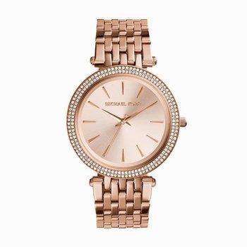 Darci Rose-Tone Watch