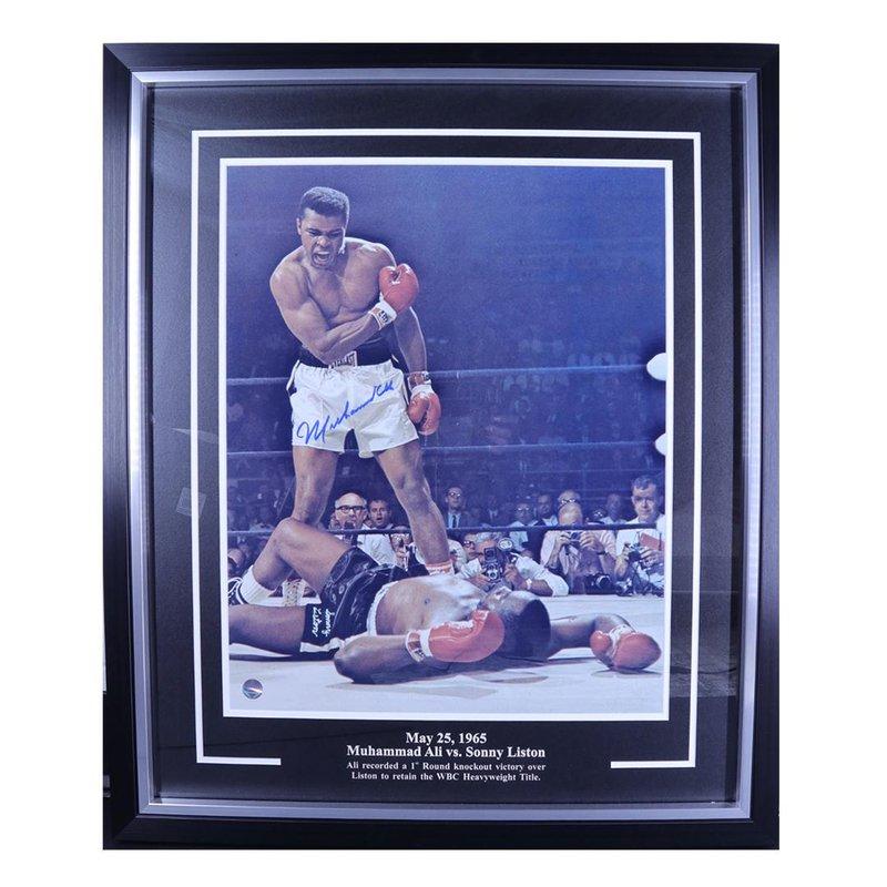 RJ Sports Muhammad Ali 1965