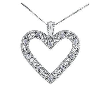 Classic Heart Pendant