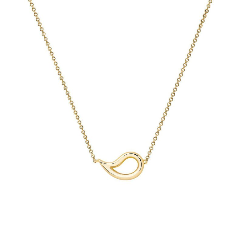 Bijoux Birks BIRKS PÉTALE Yellow Gold Necklace