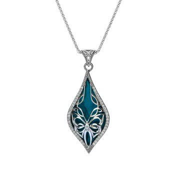Cocooned Butterly Pendant Small