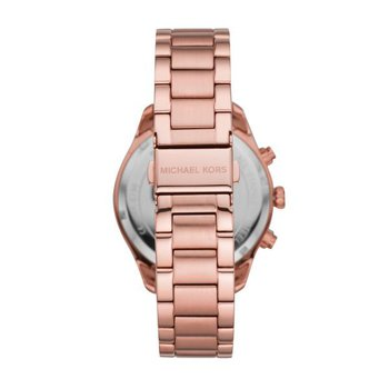 Layton Chronograph Rose Gold-Tone Watch