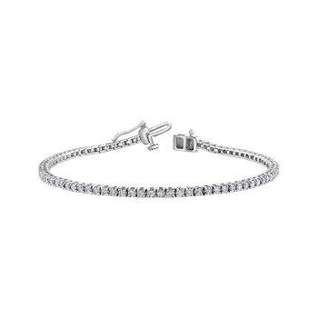 5.00CTW Tennis Bracelet