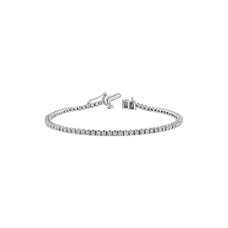 Diamond Days 5.00CTW Tennis Bracelet