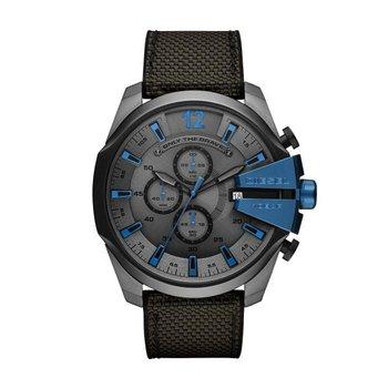 Mega Chief Gunmetal Steel Watch