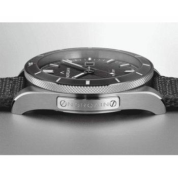 Adventure Sport Auto Steel Grey Ceramic Bezel Grey Dial Steel Bracelet