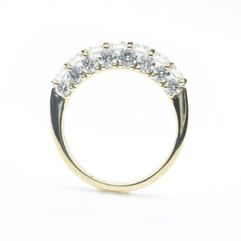 SEAMLESS- 1.98CTW Diamond Ring
