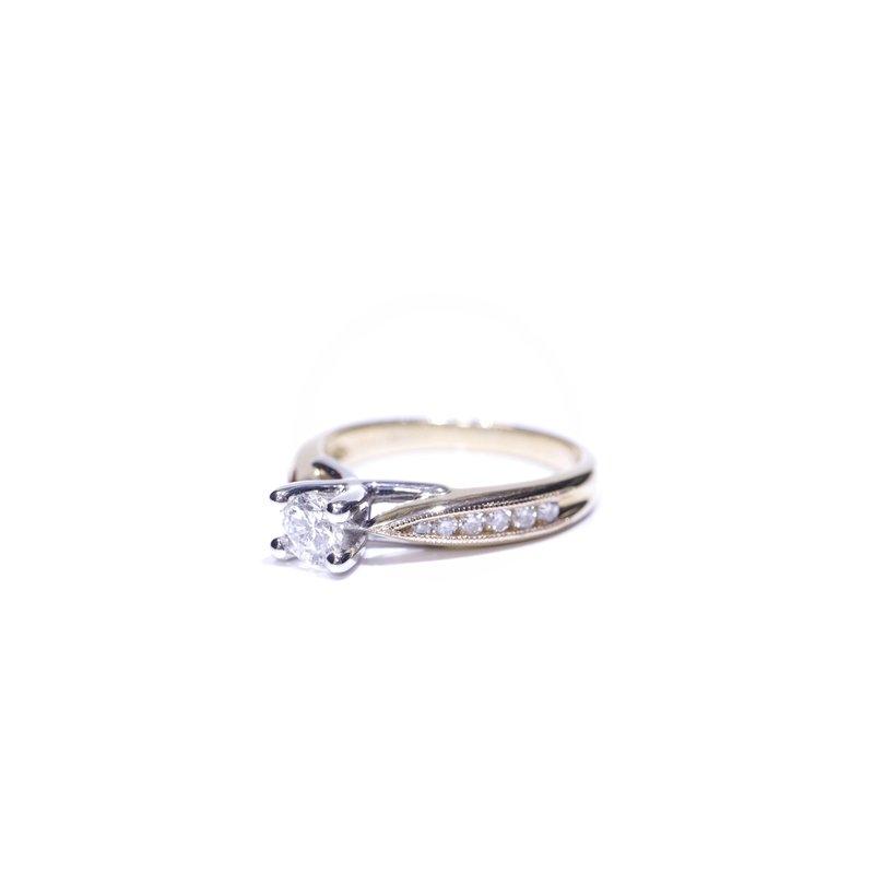 Diamond Days Classic Engagement Ring