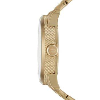 Rasp Gold-Tone Watch