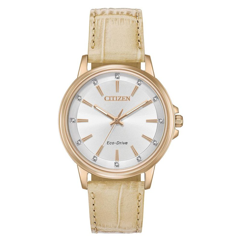 Citizen Ladies Eco-Drive Watch- Chandler
