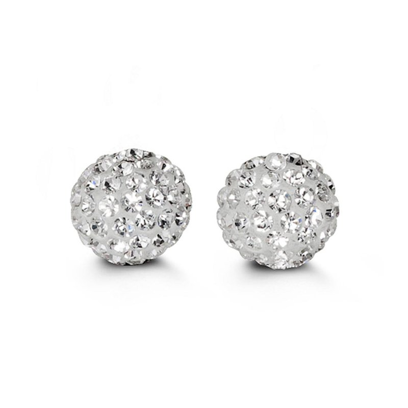 Richardson Signature Cubic Zirconia Ball Studs
