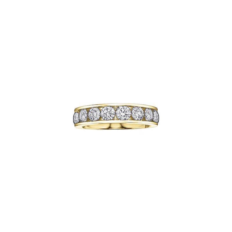Maple Leaf Diamonds 0.20CTW Diamond Band