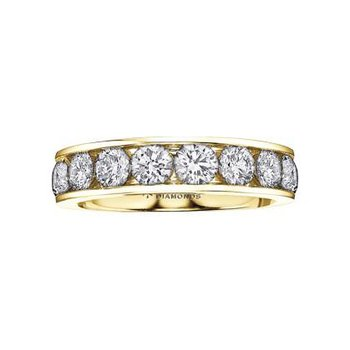 1.00CTW Diamond Band