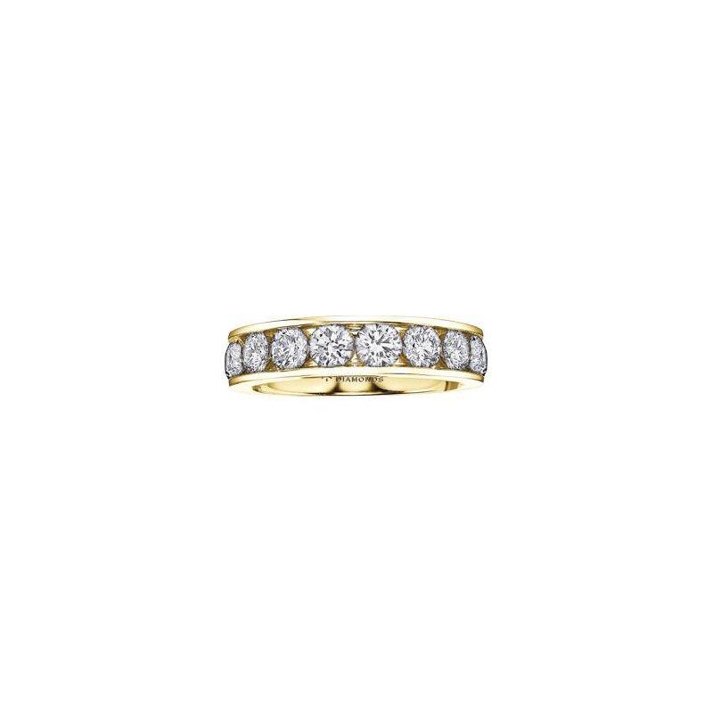 Maple Leaf Diamonds 1.00CTW Diamond Band