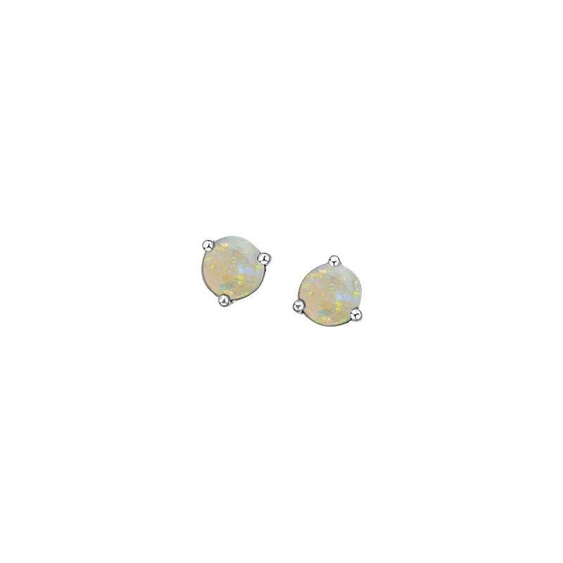Diamond Days Opal Studs