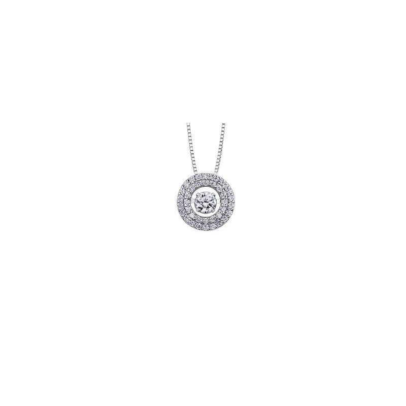Diamond Days Pulse Diamond Pendant