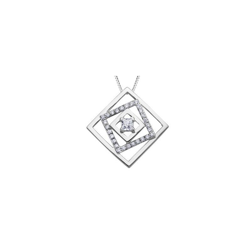 Diamond Days Diamond Pendant
