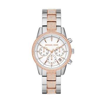 Ritz Two Tone Watch
