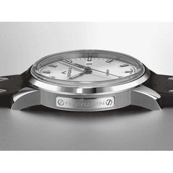 Freedom 60 Auto Steel Silver Dial Shark Norlando Strap