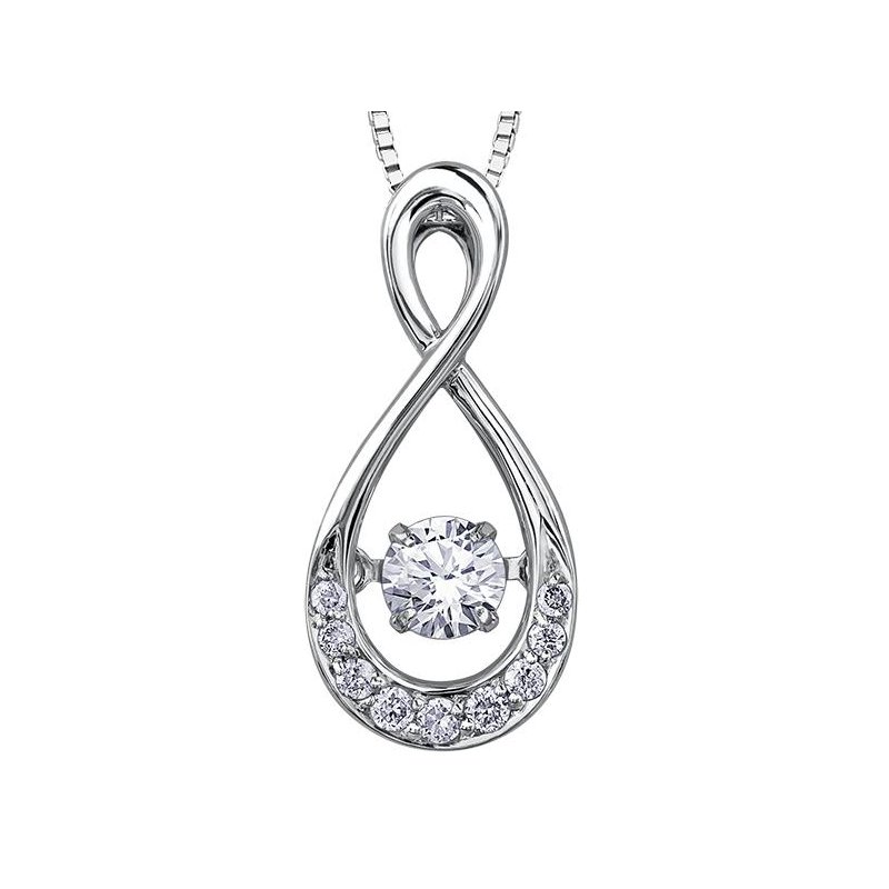 Diamond Days Diamond Pulse Pendant