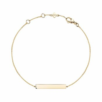 Horizontal Bar Bracelet