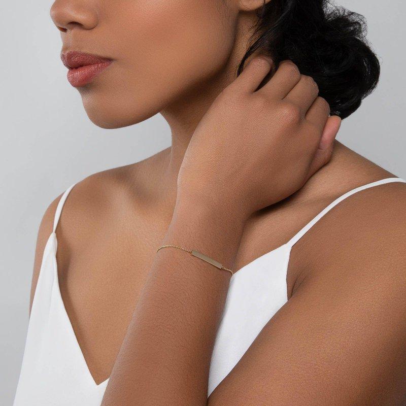 Bijoux Birks BIRKS ESSENTIALS Horizontal Bar Bracelet
