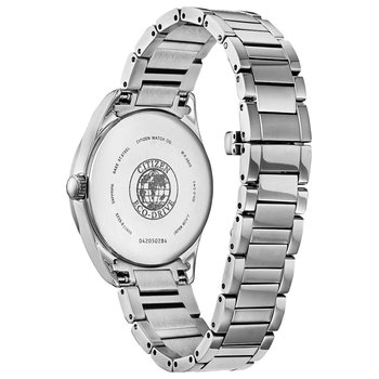 Ladies Eco-Drive Watch- Fiore
