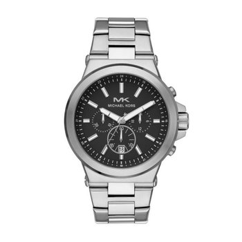 Dylan Chronograph Silver-Tone Watch