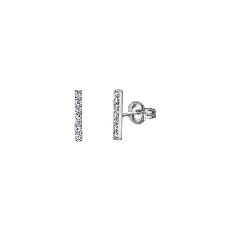 Diamond Days Diamond Bar Earrings