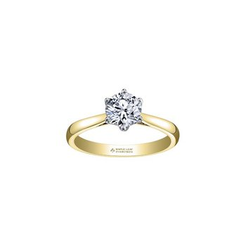 1.51CT Solitaire Ring