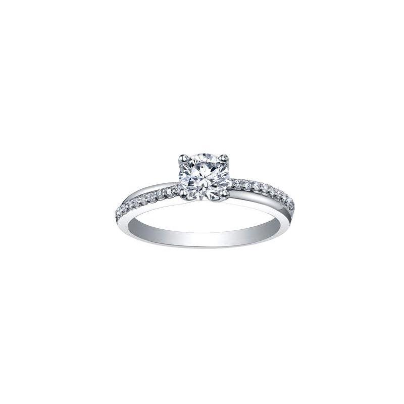 Richardson Signature Diamond Engagement Ring